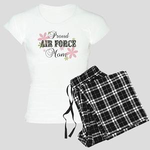 Air Force Mom [fl camo] Women's Light Pajamas